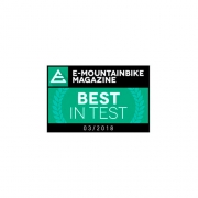 E-Mountainbike best in Test 2018