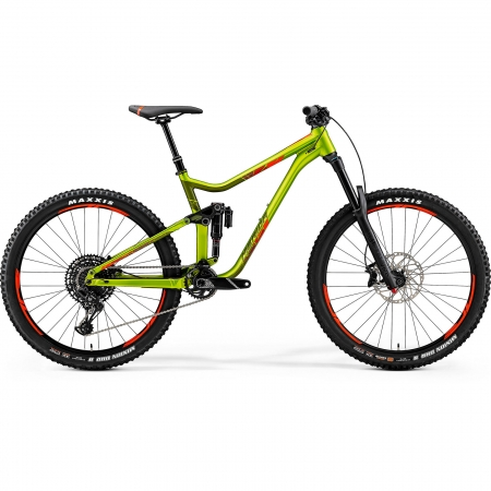 Bicicleta MTB doble suspension enduro 19 One Sixty 600