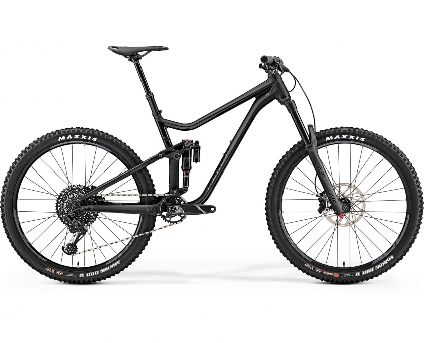 Bicicleta MTB doble suspension enduro 19 One Sixty 6000
