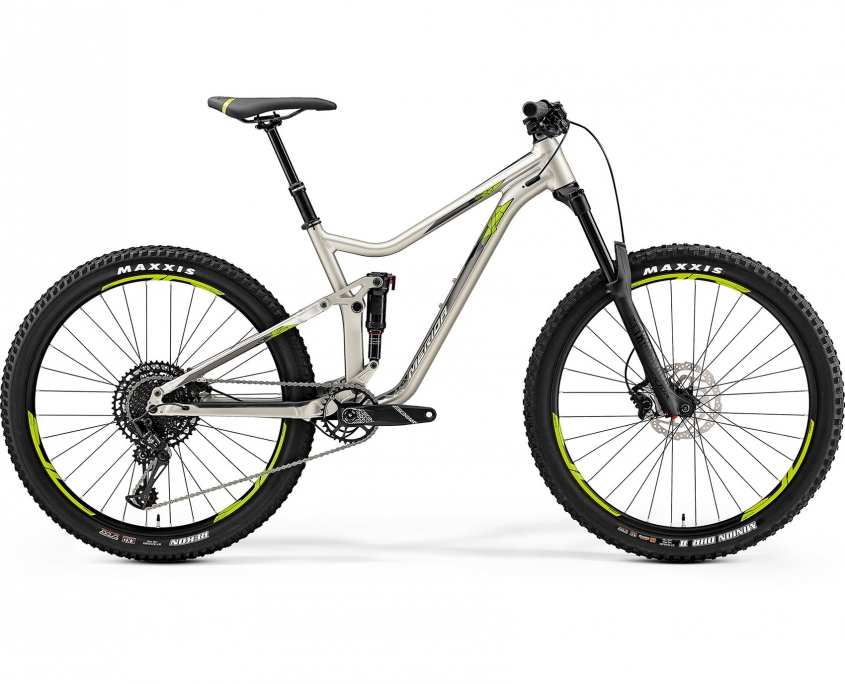 Bicicleta MTB doble suspension all mountain 19 One Forty 600