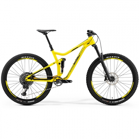 Bicicleta MTB doble suspension all mountain 19 One Forty 800