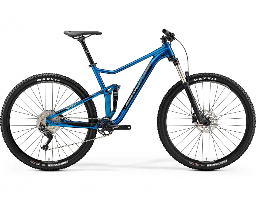 Bicicleta MTB doble suspension trail 19 One Twenty 9 400