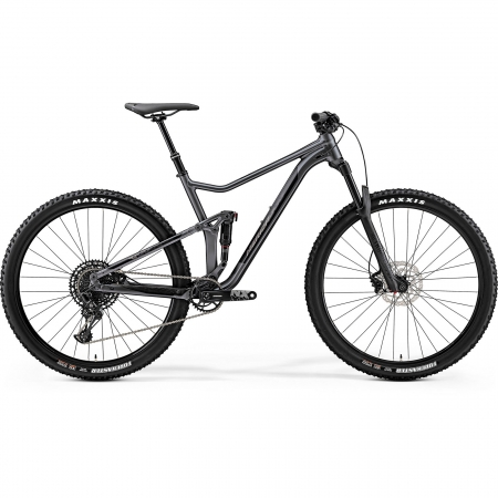 Bicicleta MTB doble suspension trail 19 One Twenty 9 600