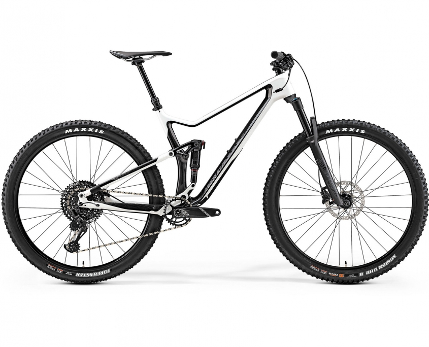 Bicicleta MTB doble suspension trail 19 One Twenty 9 6000