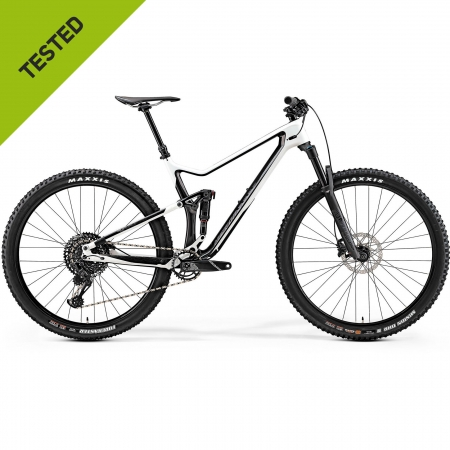 Doble suspension trail 19 One Twenty 9 6000