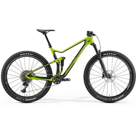 Bicicleta MTB doble suspension trail 19 One Twenty 9 8000