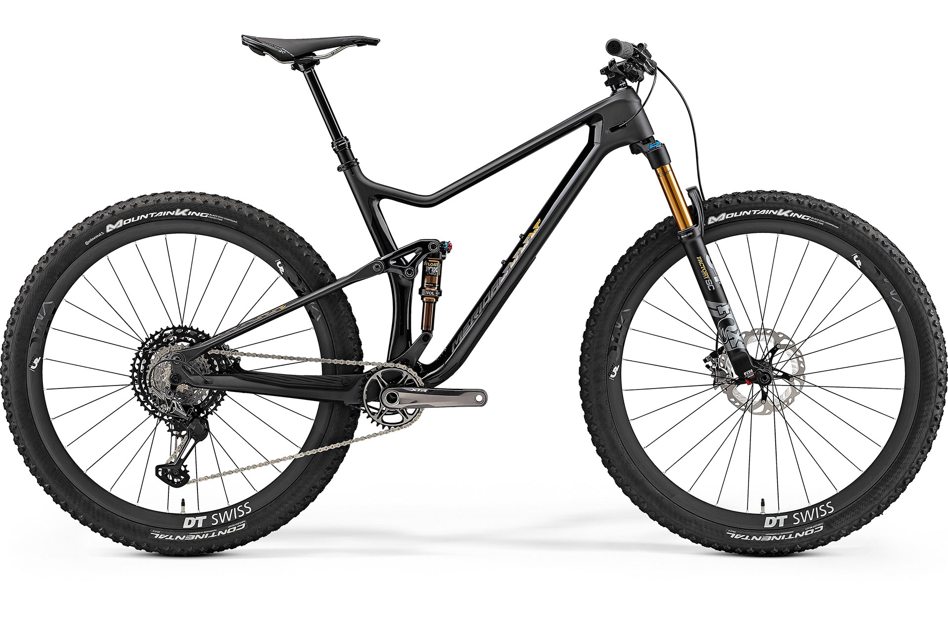 Bicicleta trail doble suspensión ONE-TWENTY Carbon