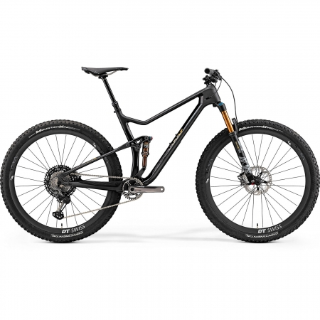 Bicicleta MTB doble suspension trail 19 One Twenty 9 9000