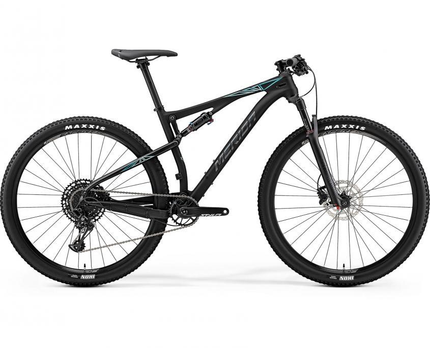 Bicicleta MTB doble suspension crosscountry 19 Ninety Six 9 4000