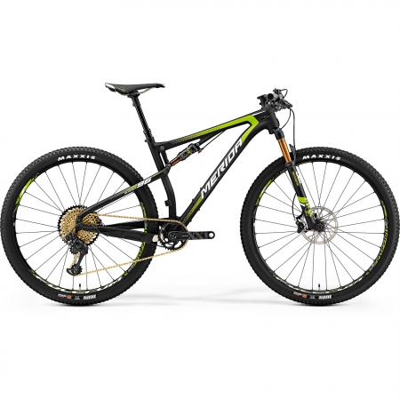 Bicicleta MTB doble suspension crosscountry 19 Ninety Six 9 TEAM