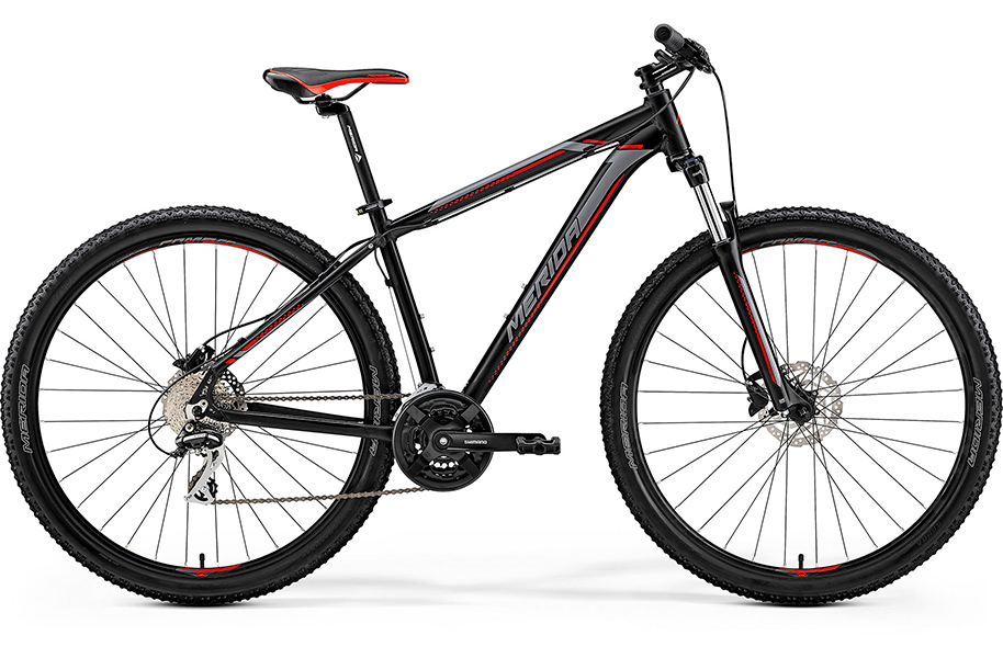 Bicicleta de MTB Big Nine 20