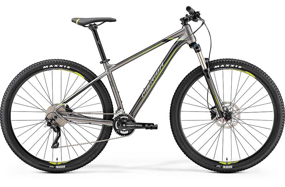 Bicicleta MTB Big Nine 300