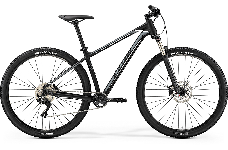Bicicleta MTB Big Nine 400
