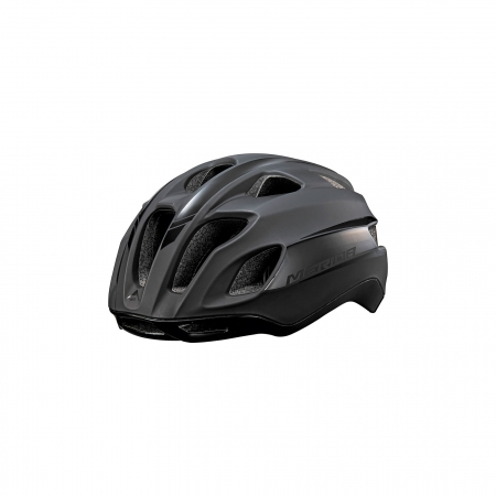 Casco bicicleta de carretera Team Road Negro