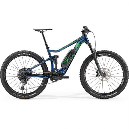 eBike MTB 19 e One Twenty Metalrida