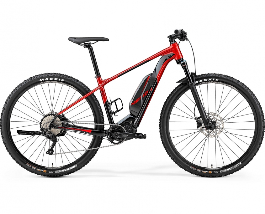 eBike MTB 19 e Big Nine 500