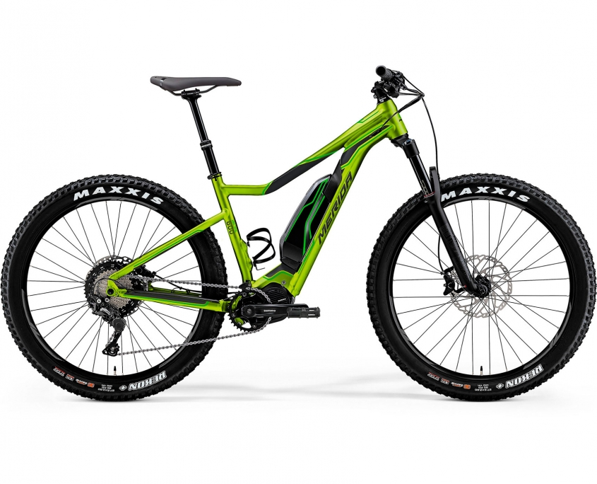 eBike MTB 19 e Big Trail 600
