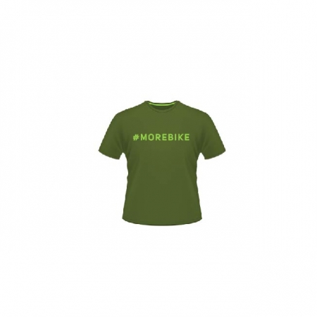 Camiseta MoreBike frontal