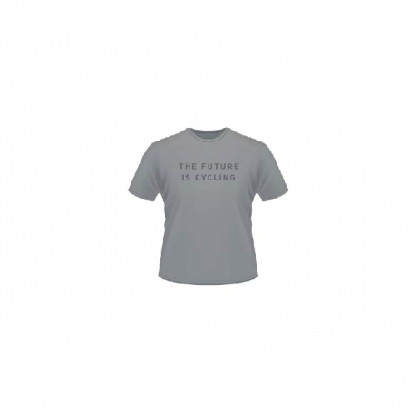 Camiseta The Future is Cycling frontal