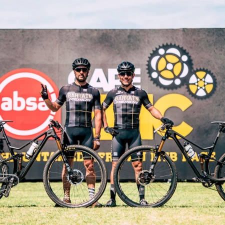Cape Epic 2019 y Merida Factory Racing