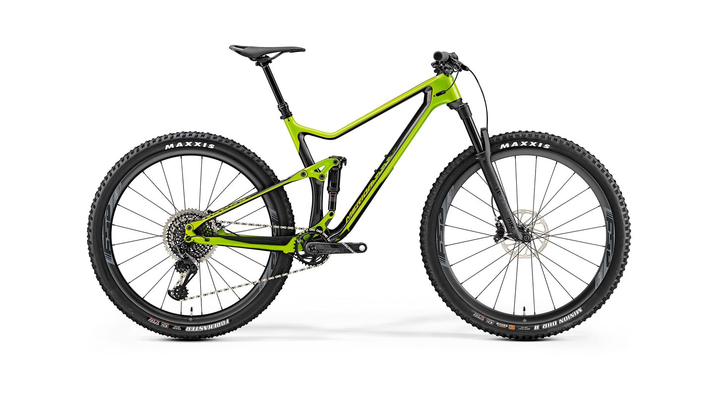 Bicicleta doble suspension trail One-Twenty 8000