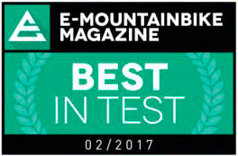 eMTB Best in Test 2017
