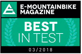 eMTB Best in Test 2018
