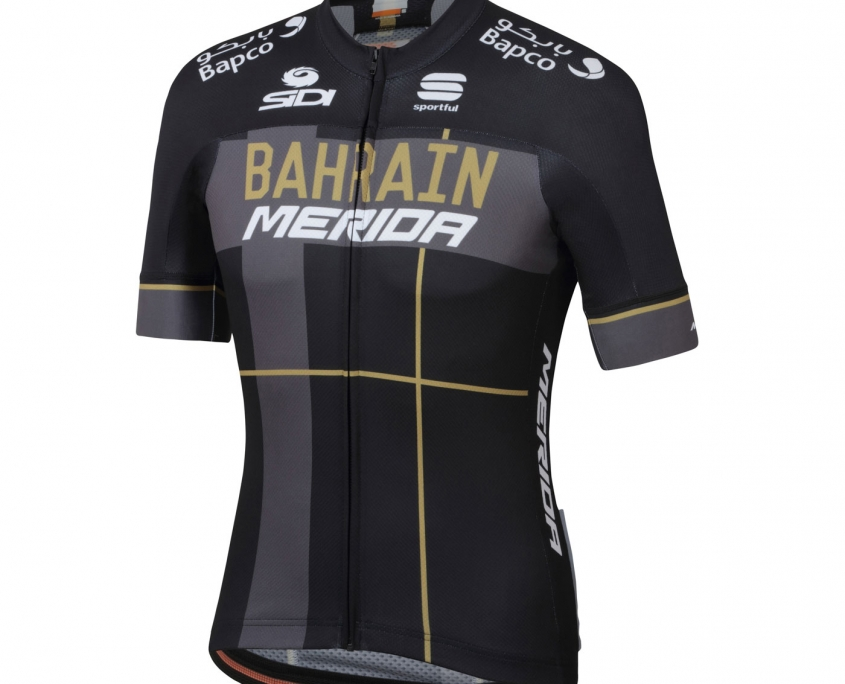 maillot Bahrain Merida Cape Epic Limited edition