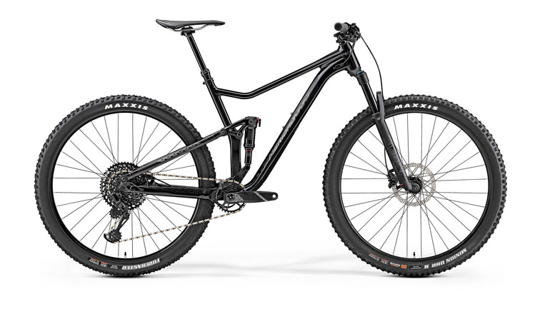 Bicicleta trail One-Twenty Aluminium