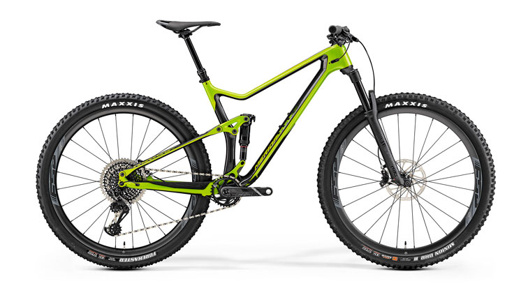 Bicicleta trail One-Twenty Carbon