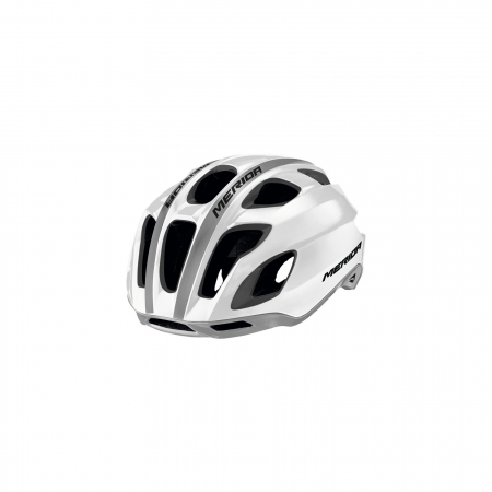 Casco bicicleta de carretera Team Race Blanco